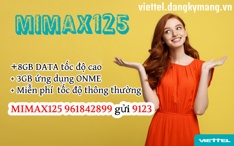 Gói MIMAX125