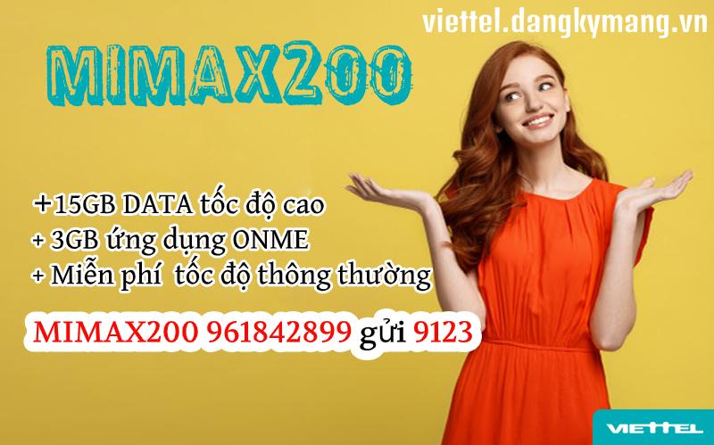 Gói MIMAX200
